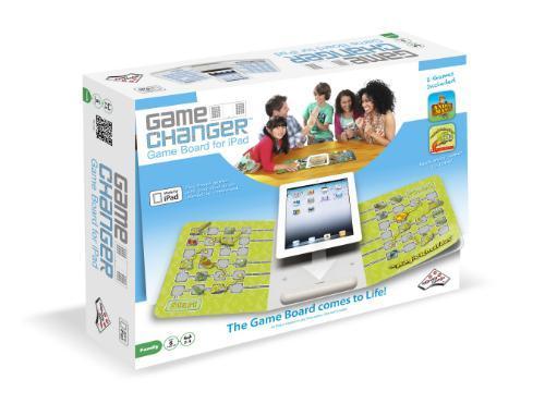 GameChanger iPad aksesuarı eğitime yönelik bir eğlence sunuyor