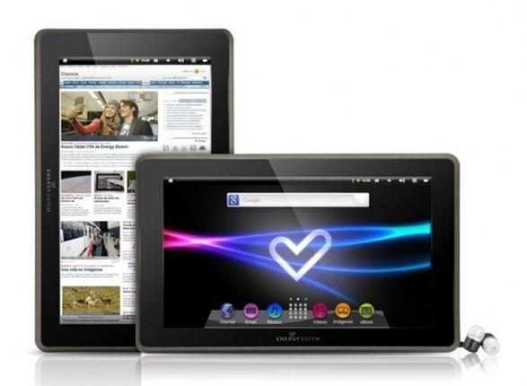 Energy Sistem'den orta seviye yeni tabletler