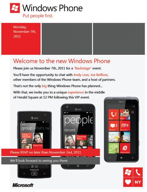 En büyük Windows Phone reklamı New York Herald Sqaure meydanında kendisini gösterdi