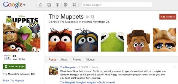 Google+ işletmeler ve markalar için sayfalar hizmetini başlattı