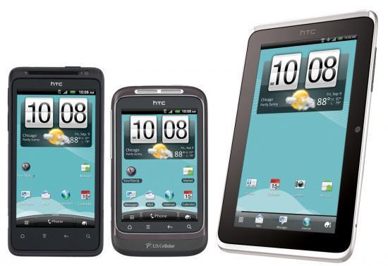 HTC'nin yeni model kod adları günyüzüne çıkarıldı