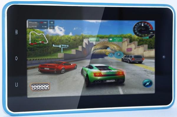 Karuma'dan Gingerbread yüklü PlayBase tablet