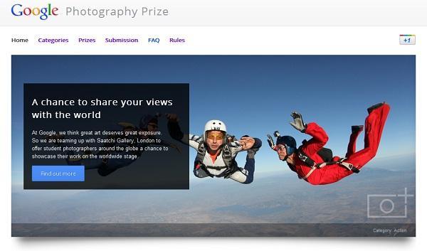 Google'dan ödüllü fotoğraf yarışması