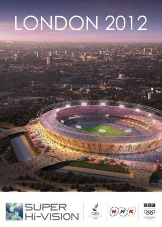 2012 Londra Olimpiyatları süper yüksek kalitede Japonya, İngiltere ve ABD'de yayınlanacak