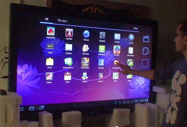 Dünyanın en büyük Honeycomb tableti Türklerden