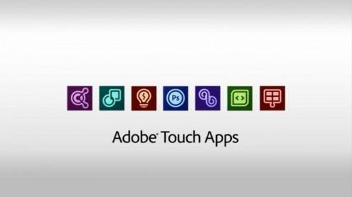 Android için Adobe Touch Apps seti yayınlandı