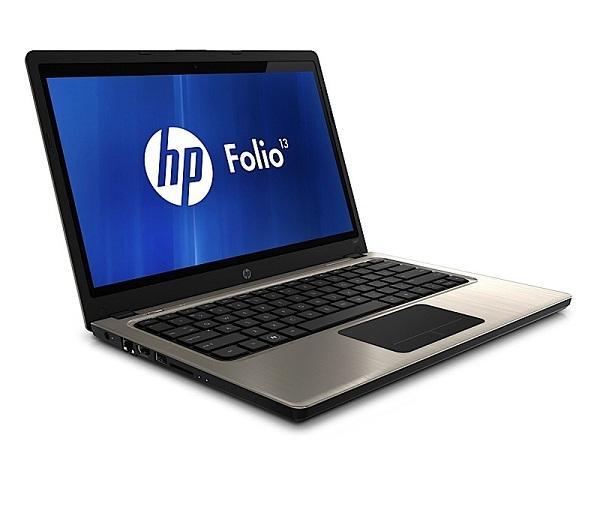 HP Ultrabook pazarına göz kırpıyor : Folio 13 Ultrabook