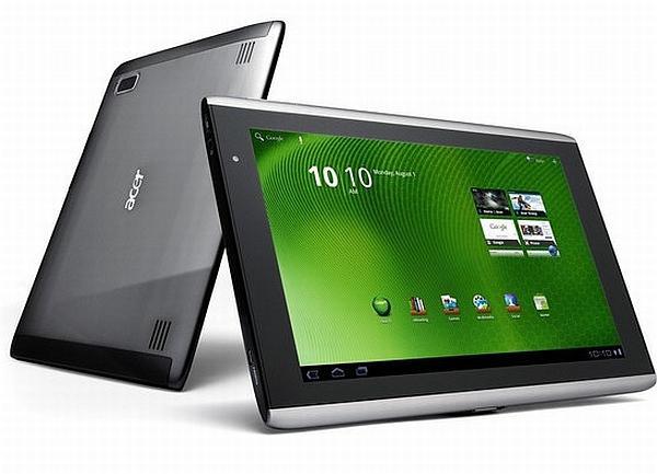 Acer yüksek çözünürlüklü ekrana sahip Tegra 3'lü tablet hazırlıyor