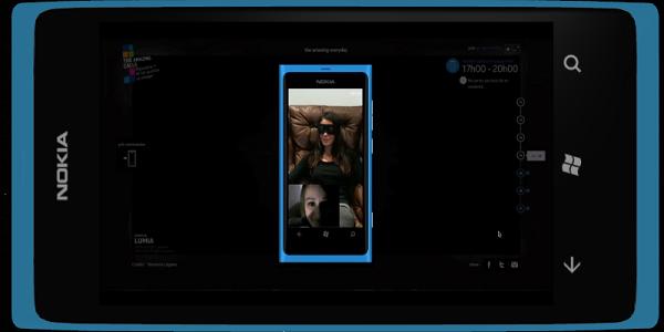 Fransa'dan ilginç Lumia 800 kampanyası