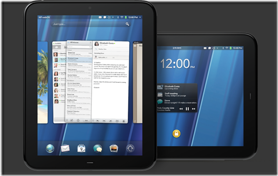 HP, ABD'de 2 numaralı tablet üreticisi oldu