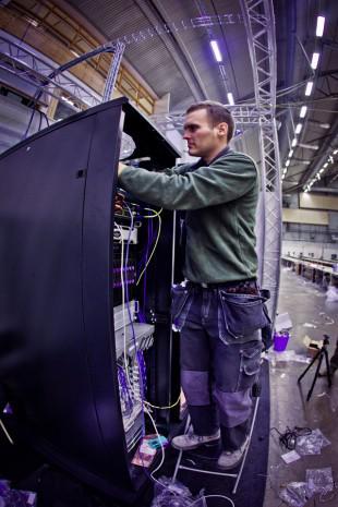 Cisco ve Telia dünyanın en hızlı internet bağlantısını İsveç'de kuruyor