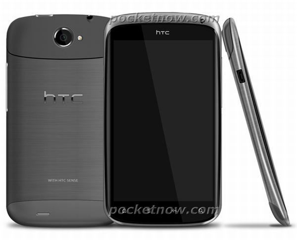 İşte HTC'nin en ince akıllı telefonu; Ville