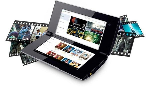 Sony Tablet P, İngiltere'de satışa sunuldu