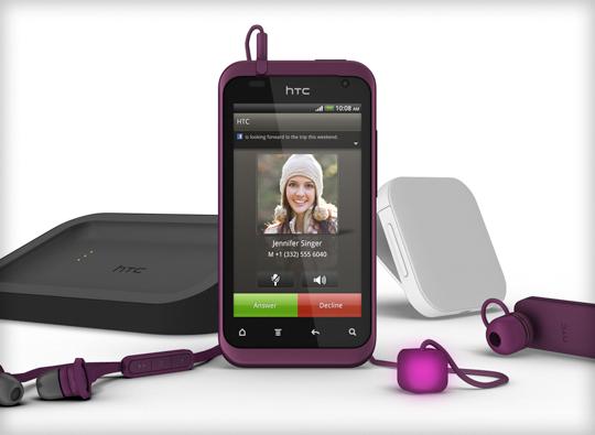 HTC Rhyme Türkiye'de resmi olarak satışa sunuldu