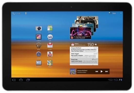 Avustralya'da Samsung, Galaxy Tab 10.1 yasağını kaldırttı, Almanya'da ise Galaxy Tab 10.1N modeli de dava edildi
