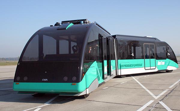 Yeni nesil elektrikli metrobüsler yolcu alırken şarj olabilecek