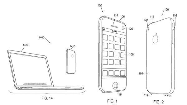 Apple görünmez mürekkep kullanarak dijital el sıkışma patenti için başvuruda bulundu