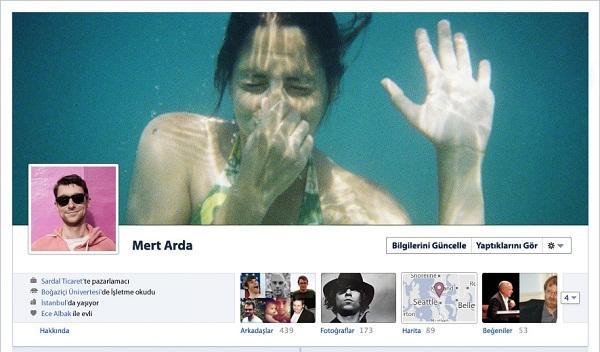 Facebook Timeline özelliği Yeni Zelanda'dan başlayarak yaygın kullanıma geçiyor