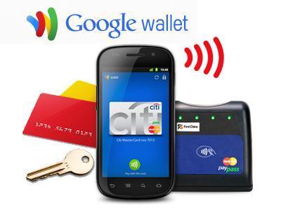 Google Wallet olimpiyat oyunlarından önce İngiltere'ye gelecek