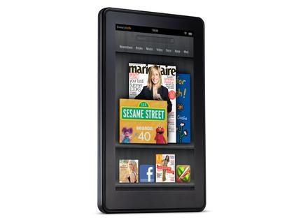 Amazon Kindle Fire modelinin sonraki durağı İngiltere