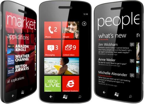 Microsoft, NFC teknolojisinin Windows Phone 7.5'de tanımlandığını duyurdu