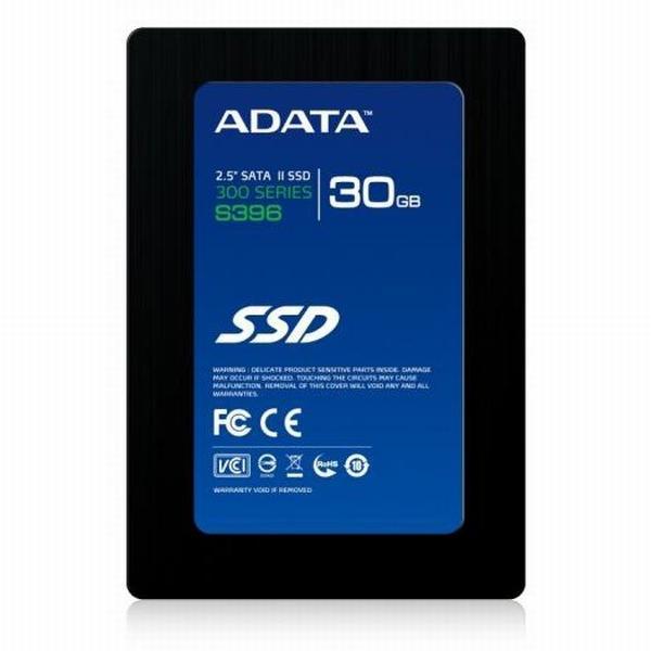 A-Data 30GB kapasiteli yeni SSD sürücüsünü tanıttı