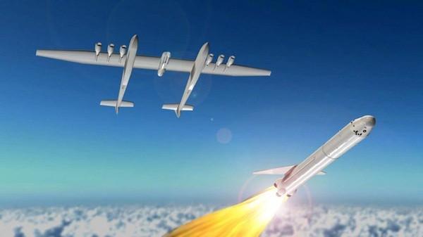 Stratolaunch Systems en kalabalık uzay yolculuğuna hazırlanıyor