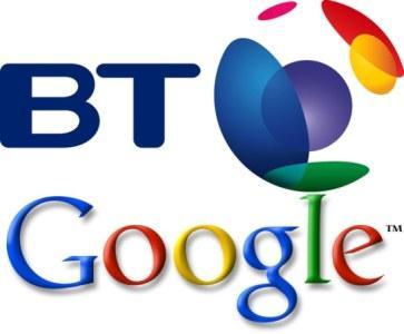 British Telecom, Google'ın tüm servislerinin patentlerini ihlal ettiği iddiasıyla dava başvurusunda bulundu