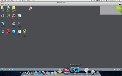VMware View, sanal Windows masaüstünüzü Linux, OS X ve Kindle Fire'a getiriyor