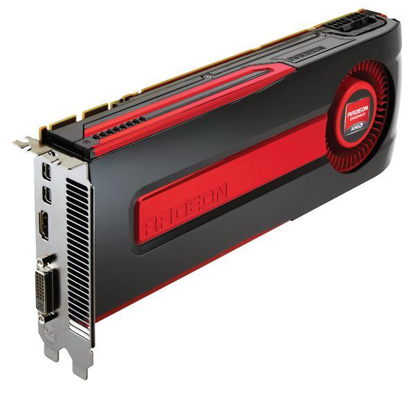 AMD Radeon HD 7950'nin teknik özellikleri şekilleniyor