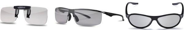 LG'den üç yeni pasif 3D gözlük