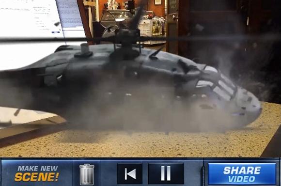 Action Movie FX ile iOS cihazınıza sinema efektleri geliyor