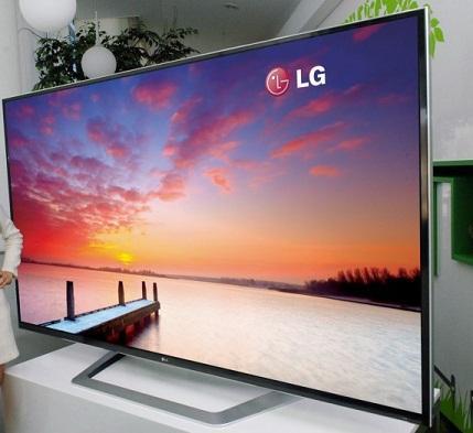 LG, CES 2012 fuarı için bu kez ultra çözünürlüklü 84 inç 4K televizyonunu hazırlıyor