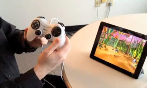 60beat GamePad, iOS cihazlarınıza oyun kumandasını getiriyor