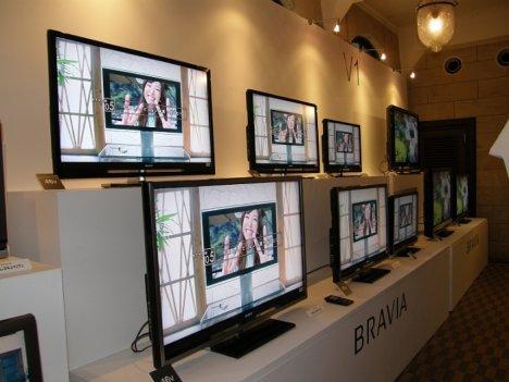 DigiTimes : Küresel LCD TV satışları 2012 yılında yavaşlayacak