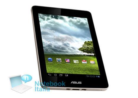 7 inçlik bir ASUS tabletin görseli internete sızdı