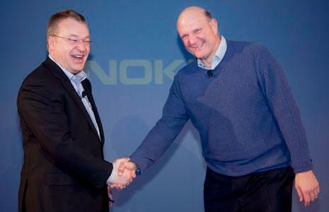 Eldar Murtazin : RIM'in müşteri güvenini geri kazanması için 6 ayı var, Nokia ise ruhunu Microsoft'a satıyor