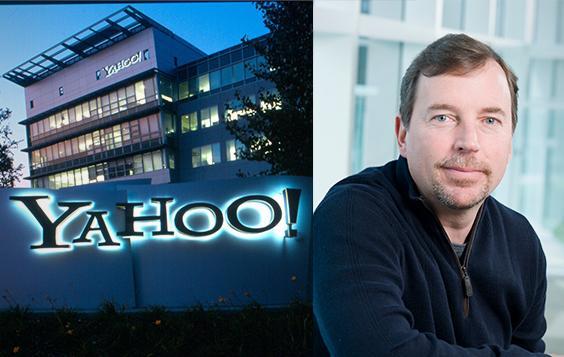 Yahoo'nun yeni CEO'su Scott Thompson oldu