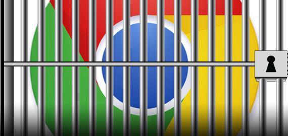 Google kendi Chrome sitesine pagerank düşürme cezası verdi