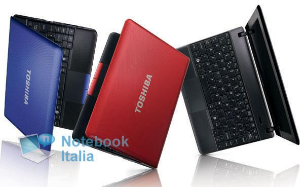 CES 2012 : Toshiba'dan Cedar Trail işlemcili NB510 netbook