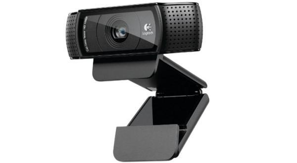 Logitech'den Full HD görüntü desteği sunan yeni webcam