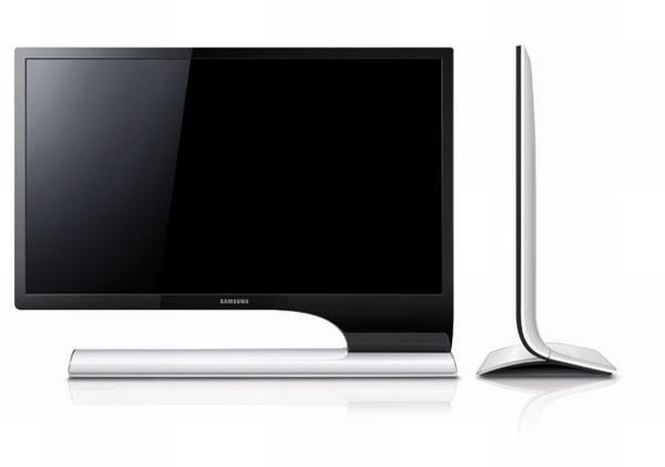 Samsung 7 Serisi HDTV monitörünü tanıttı