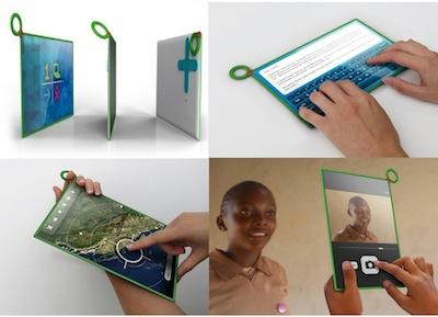 CES 2012 : OLPC girişiminin XO 3.0 tableti fuara hazır