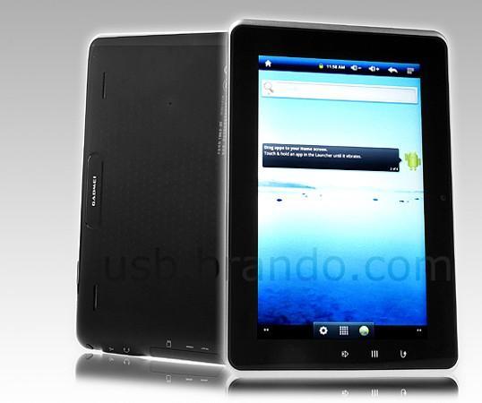 CES 2012 : Brando gözlüksüz 3D ekrana sahip 200$ altı tabletlerini piyasaya sunmaya hazırlanıyor
