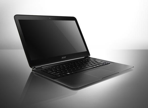 CES 2012: Acer'dan dünyanın en ince ultrabook'u; Thunderbolt destekli Aspire S5