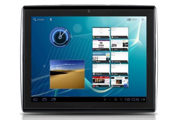 CES 2012 : LePan bütçe dostu Honeycomb ve Ice Cream Sandwich tabletlerini sunar
