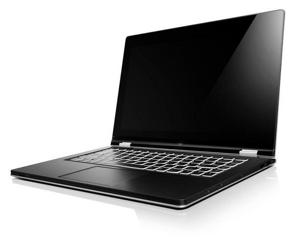 CES 2012 : İlk dokunmatik Ultrabook Lenovo'dan geldi : IdeaPad Yoga