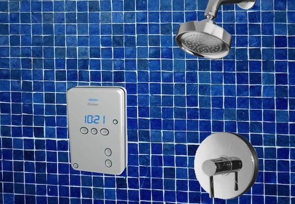 CES 2012 : Bluetooth hoparlör iShower ile duş alırken bile müzik keyfine devam edebilirsiniz