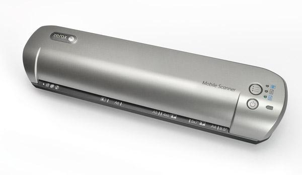 CES 2012 : Xerox'dan kablosuz mobil tarayıcı