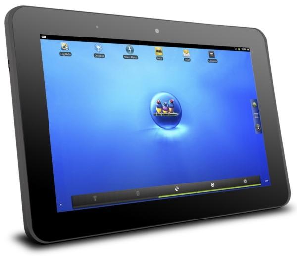CES 2012: ViewSonic çift işletim sistemli tableti ViewPad 10pi'yi satışa sunuyor